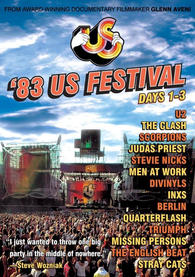 Judas Priest, Scorpions, Triumph Featured On 'Us Festival