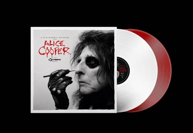 Listen To ALICE COOPER Performing 'Ballad Of Dwight Fry' From 'A Paranormal Evening At The Olympia Paris'