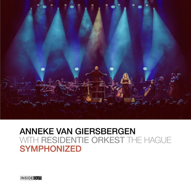 ANNEKE VAN GIERSBERGEN To Release 'Symphonized' Live Album In November
