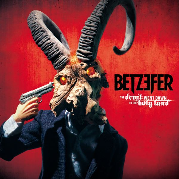 Betzefer-TheDevil-CD