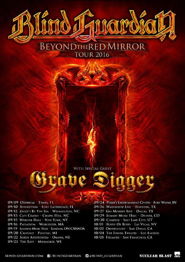 Blind Guardian To Perform Entire Imaginations From The