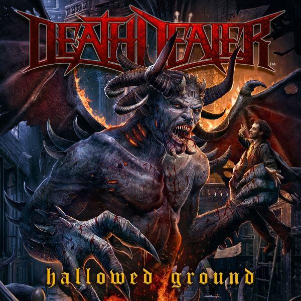 DeathDealerHallowedGroundCD