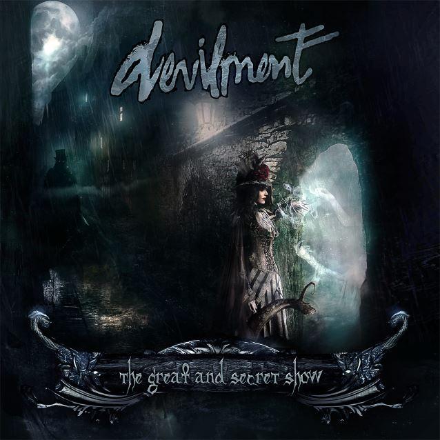 Devilment TheGreatAndSecretShowCD
