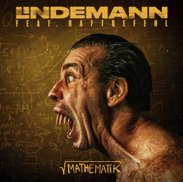 сингл LINDEMANN -Mathematik
