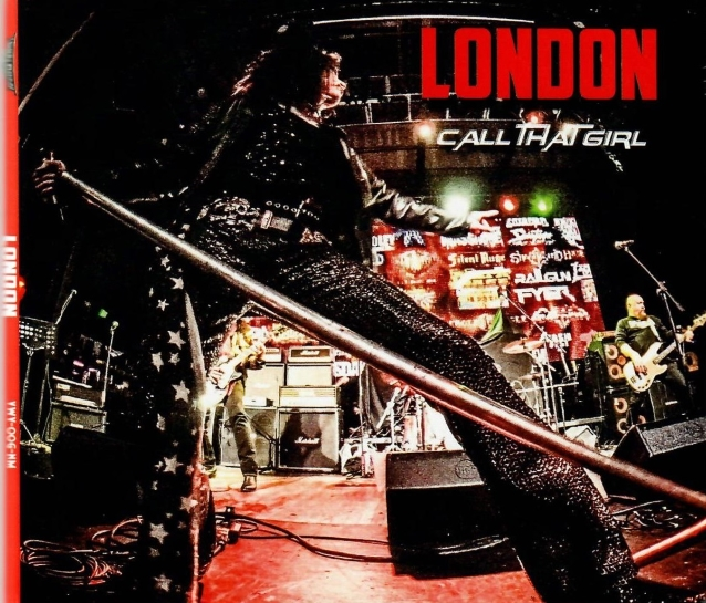 LONDON To Release New Album 'Call That Girl' In October