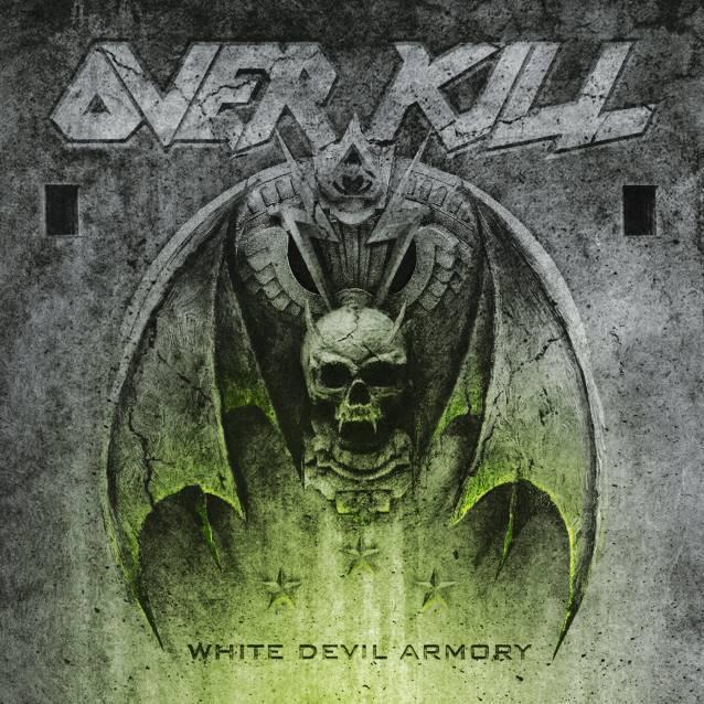 OVERKILL 'White Devil Armory'