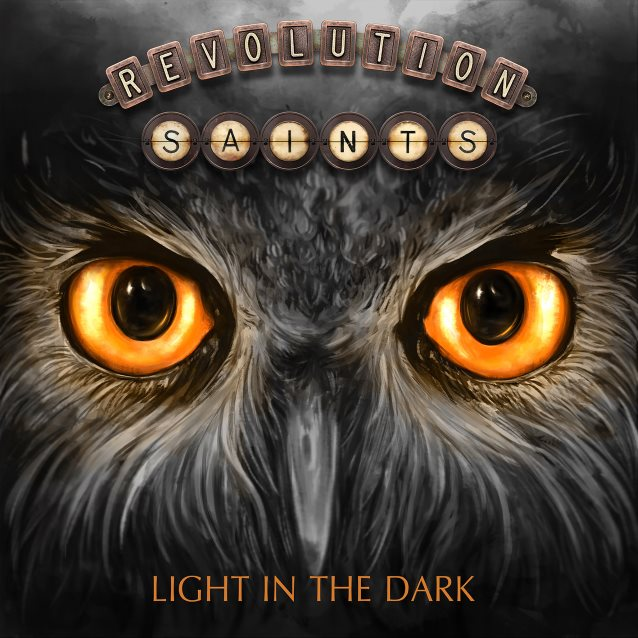 REVOLUTION SAINTS Feat. DEEN CASTRONOVO, DOUG ALDRICH, JACK BLADES: 'I Wouldn't Change A Thing' Video