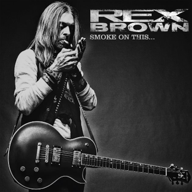 Image result for rex brown smoke on this