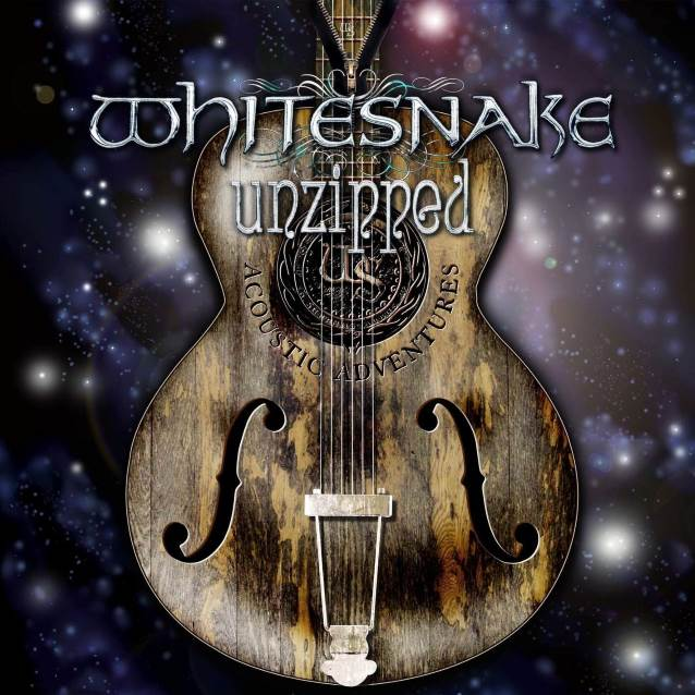 WHITESNAKE - Flesh & Blood (début 2019) WhitesnakeUnzippedCover