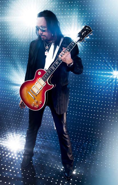 Ace Frehley: First Photo From 'Space Invader' Promotional Campaign ...