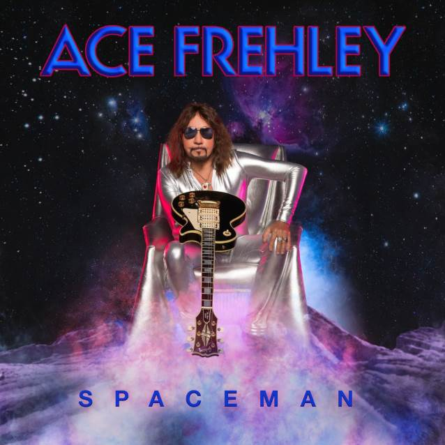 ace frehley 39 spaceman 39 album details revealed 39 rockin 39 with the boys 39 single available. Black Bedroom Furniture Sets. Home Design Ideas