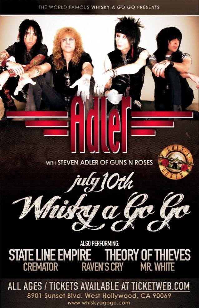 adlerwhiskyjuly2015poster