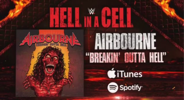 Image result for hell in a cell airbourne