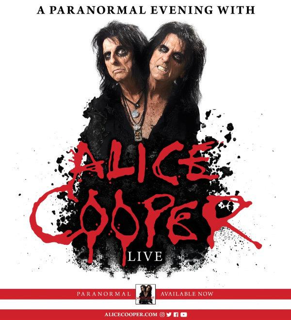 Alice Cooper Tour  Setlist