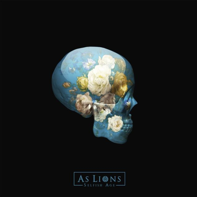 AS LIONS Feat. BRUCE DICKINSON's Son AUSTIN: 'Selfish Age' Video