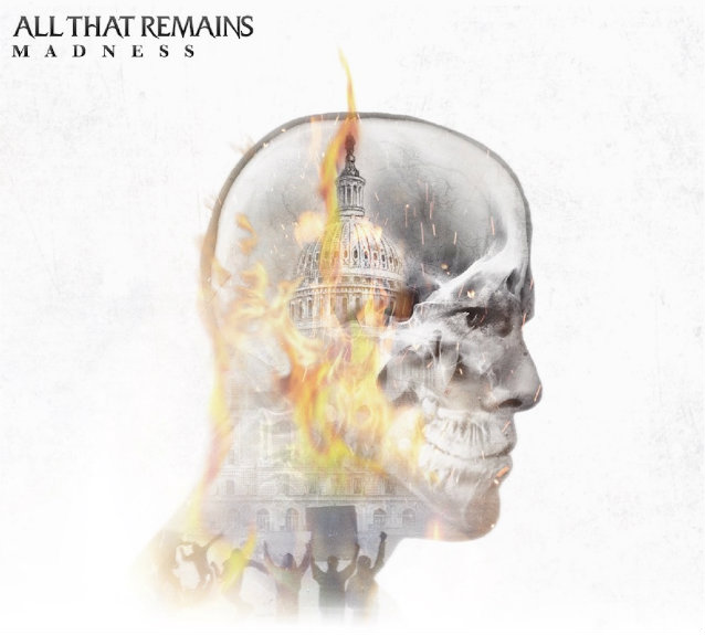 ALL THAT REMAINS: Watch Lyric Video For New Song 'Halo'