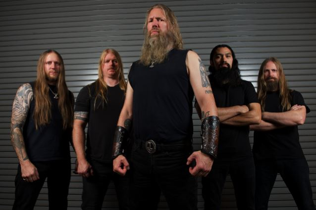 AMON AMARTH: Official Drum-Cam Footage From WITH FULL FORCE Festival, Stockholm