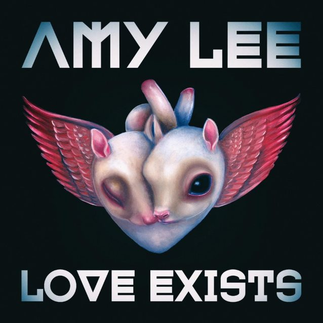 Evanescence S Amy Lee Releases New Solo Single Love