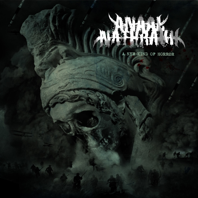 ANAAL NATHRAKH: 'Obscene As Cancer' Music Video