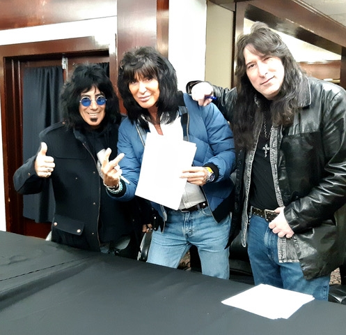 Rock Legends ANGEL Sign Deal With CLEOPATRA RECORDS