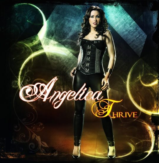 angelicathrivecover