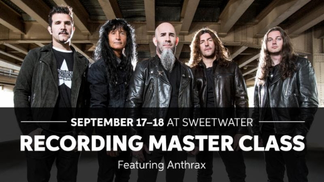 ANTHRAX To Take Part In