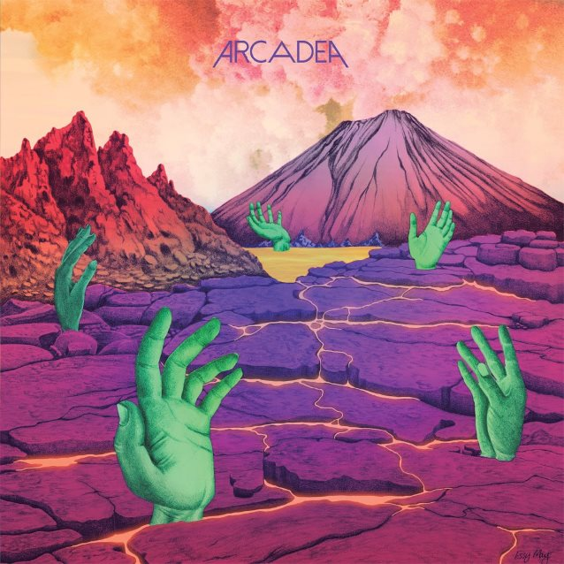 MASTODON Drummer's ARCADEA: New Song 'Infinite End' Available For Streaming