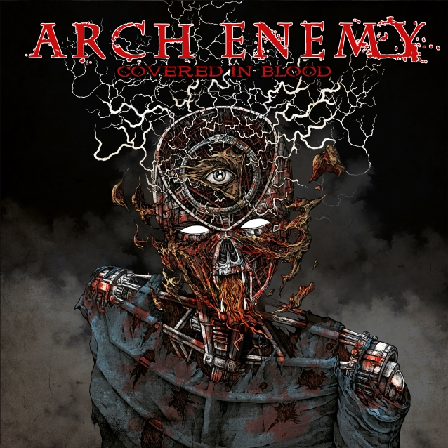 ARCH ENEMY - Will To Power (8 septembre) - Page 2 Archenemycoveredinblood