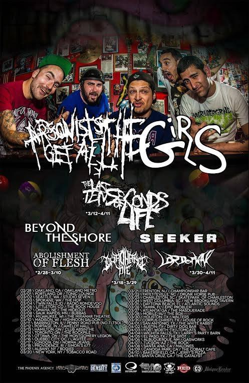 arsoniststourspring2014