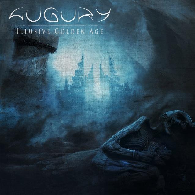 AUGURY - Illusive Golden Age (30 Mars) Auguryillusivecd