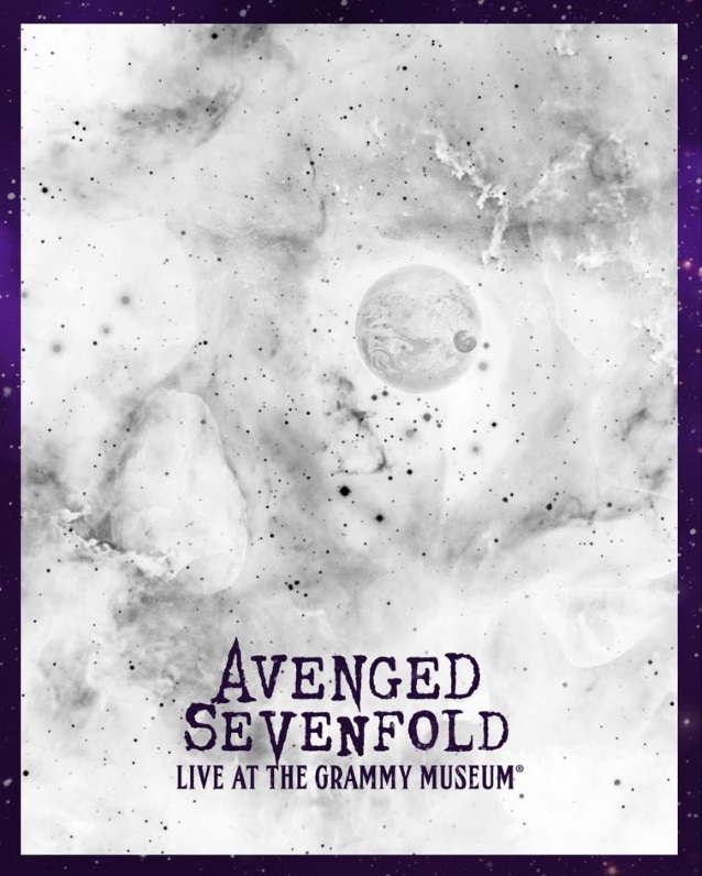 avenged sevenfold to release 39 live at the grammy museum 39 acoustic album. Black Bedroom Furniture Sets. Home Design Ideas