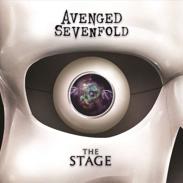 AVENGED SEVENFOLD - The Stage Avengedsevenfoldstagesingle