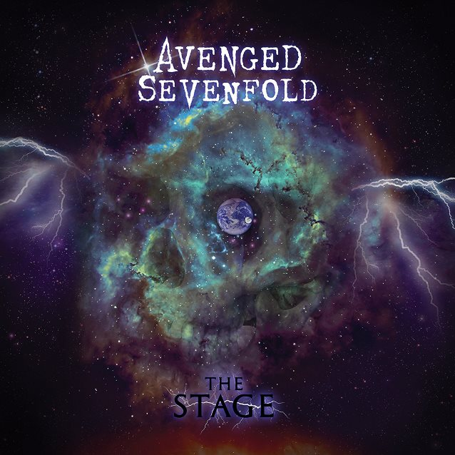 Avenged Sevnfold-The Stage