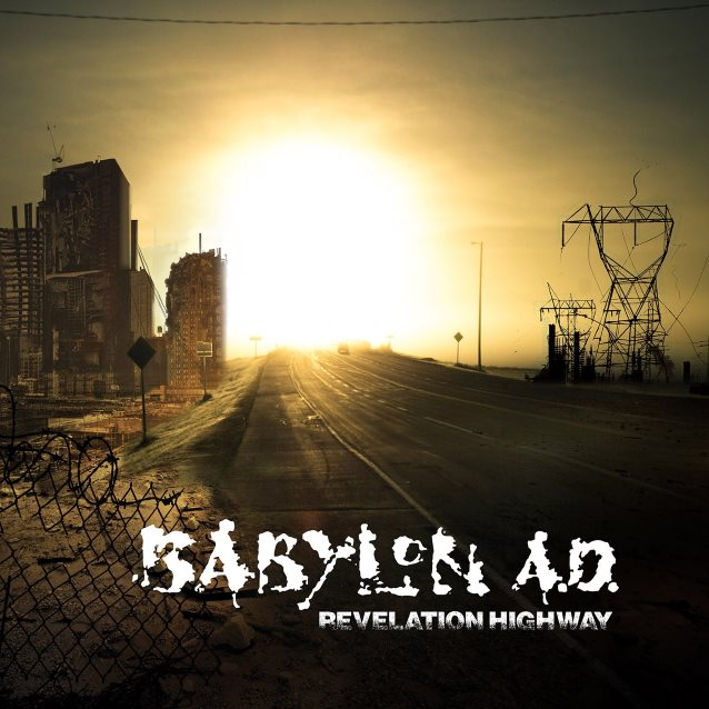 babylon ad to release revelation highway album in