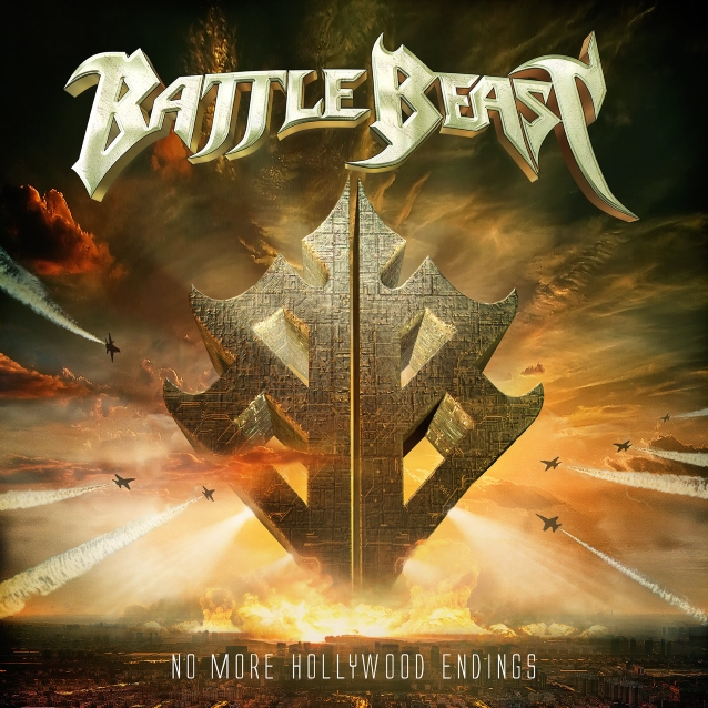 BATTLE BEAST: Music Video For 'No More Hollywood Endings' Title Track