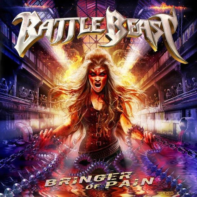 Image result for battle beast band bringer of pain