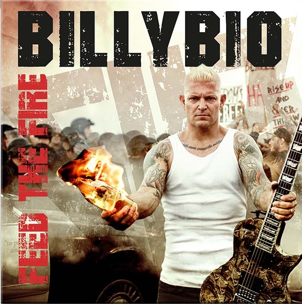 Biohazard's Billy Graziadei Releases 'rise And Slay' 360-degree Video From Billybio Project