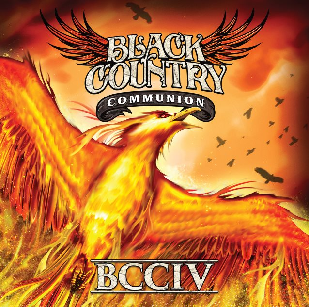 BLACK COUNTRY COMMUNION Releases 'Sway' Studio Video