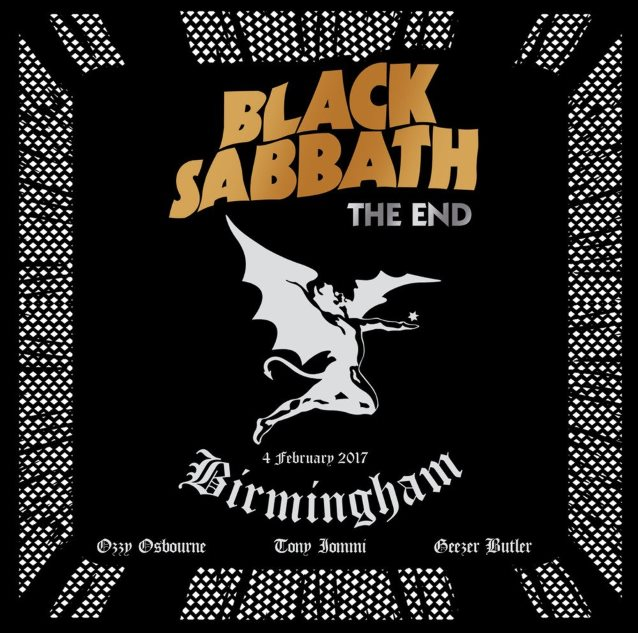 BLACK SABBATH - The End Blacksabbaththeendboxnov2017