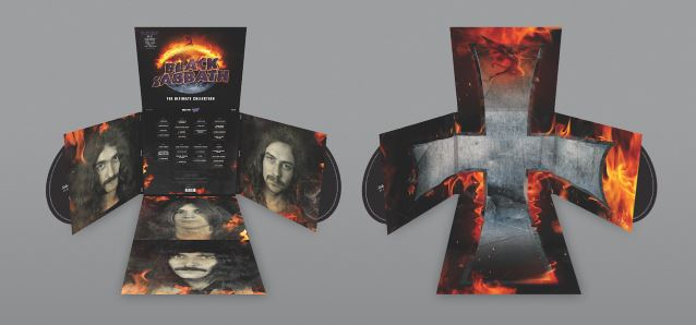Black Sabbath The Ultimate Collection: Black Sabbath: 'The Ultimate Collection' Due In October