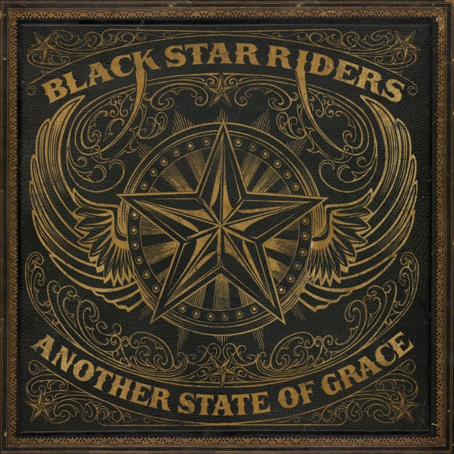 BLACK STAR RIDERS Blackstarridersanotherstatecd