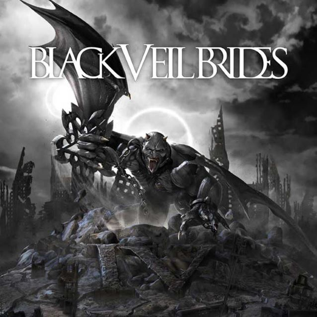 Black Veil Brides: New Album Cover Artwork And Track ...