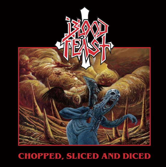 BLOOD FEAST To Release 'Chopped, Sliced And Diced' EP In December