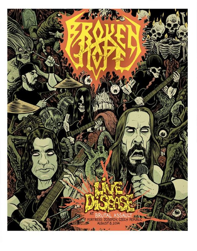 brokenhopelivediseasedvd