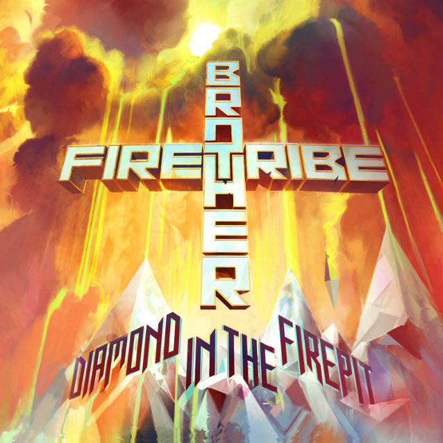 BROTHER FIRETRIBE - Diamond in the Firepit cover art