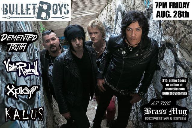 bulletboysbrassmug2015poster