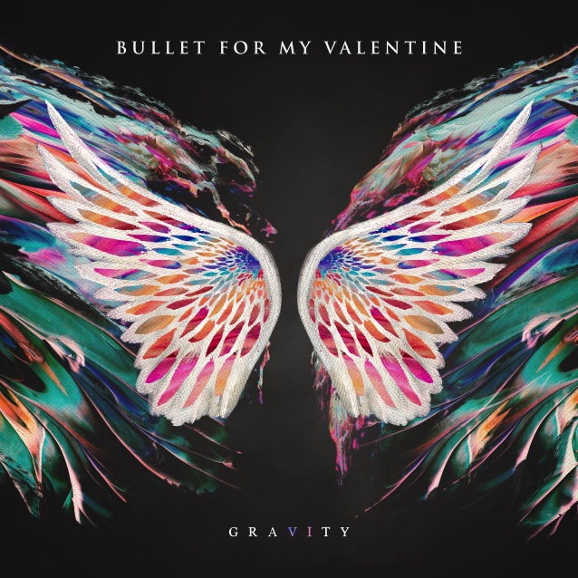 BULLET FOR MY VALENTINE's MATT TUCK On 'Gravity' Album: We Wanted To 'Push Ourselves Creatively'