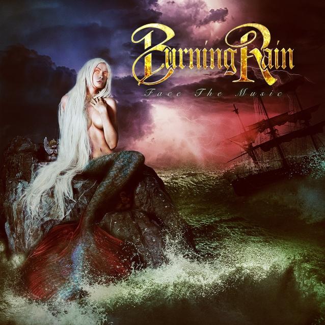BURNING RAIN Feat. DOUG ALDRICH, KEITH ST. JOHN, BRAD LANG, BLAS ELIAS: Listen To 'If It's Love' Song