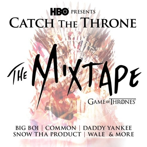 catchthethronemixtape