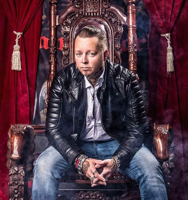 Kerry King Tattoo Hledat Googlem: Tattoo Artist Creates Portrait Of Slayer's Kerry King